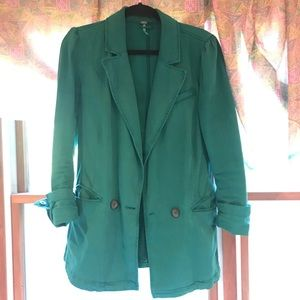 [free people] easy oversized blazer S